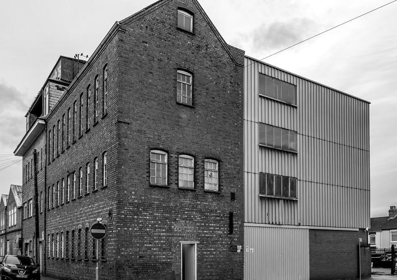 Churches Shoe Factory, Sharman Road, Saint James, Northampton