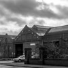 The Tram Depot (now First Northampton's bus depot), St Jame's Road, Northampton