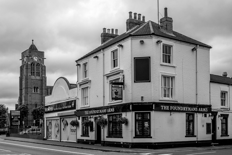 The Foundryman's Arms, Saint James, Northampton
