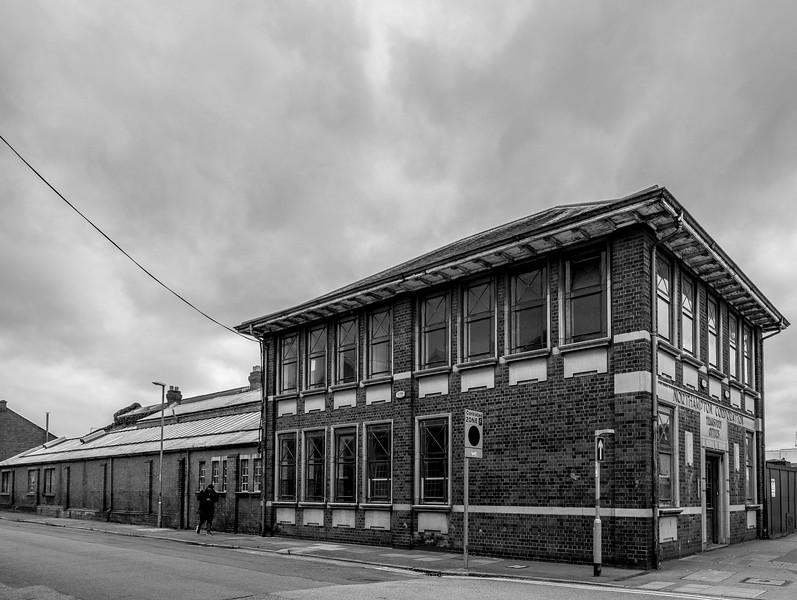 Northampton Corporation Transport Office, Saint James, Northampton