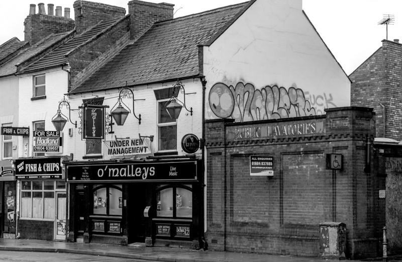 Public lavatories, Wellingborough Road, Northampton