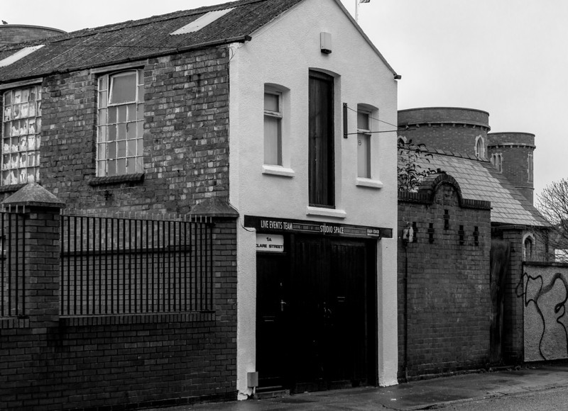 Shoe workshop 1a Clare Streetary Road,  Northampton