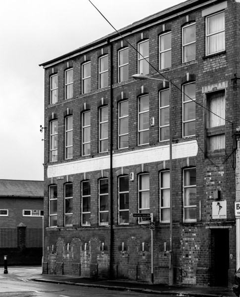 Shoe Factory, Military Road,  Northampton