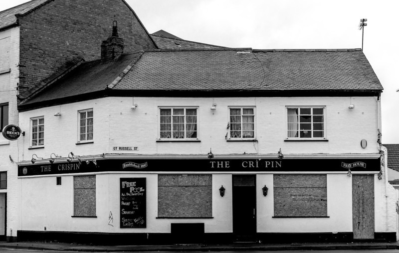The Crispin, Great Russel Street, Northampton