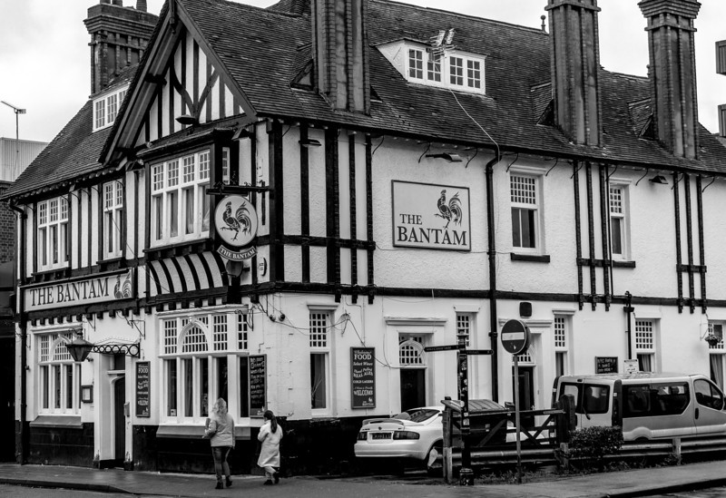 The Bantam Cock, Wellingborough Road, Northampton