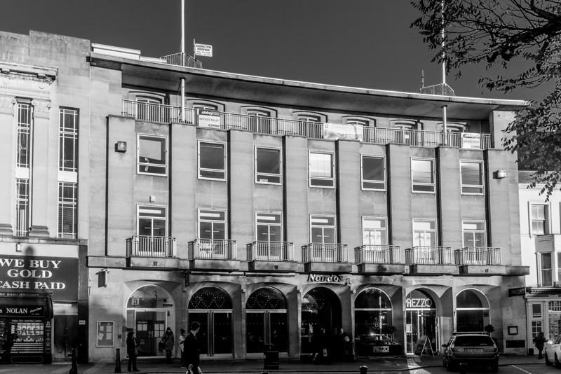 South American Embassy (former Midland Bank), Northampton