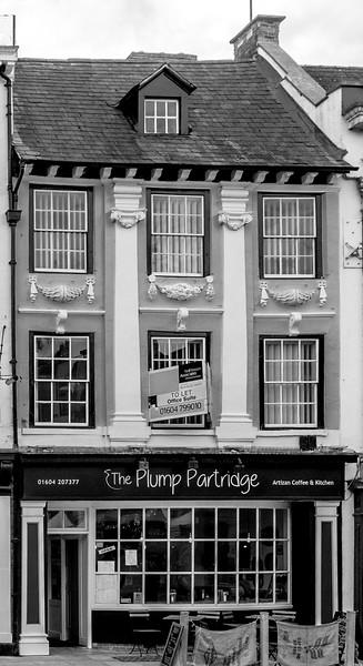 The Plump Partridge, The Market Square, Northampton_