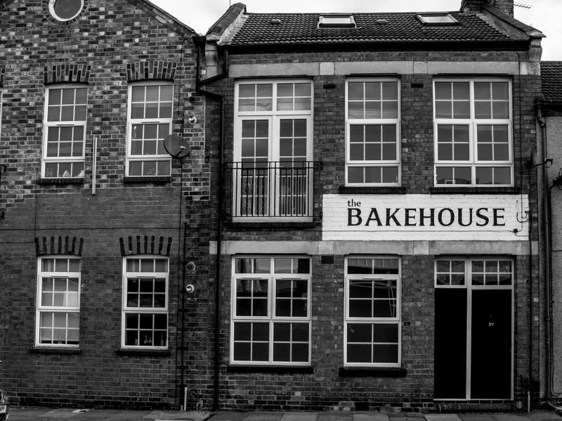 The Bakehouse, Robert Street, Northampton