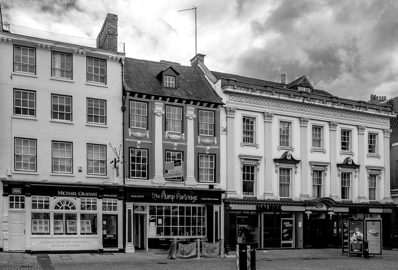 The Plump Partridge, Market Square, Northampton_