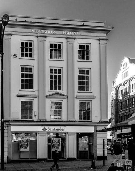 Victoria House, Market Square, Northampton