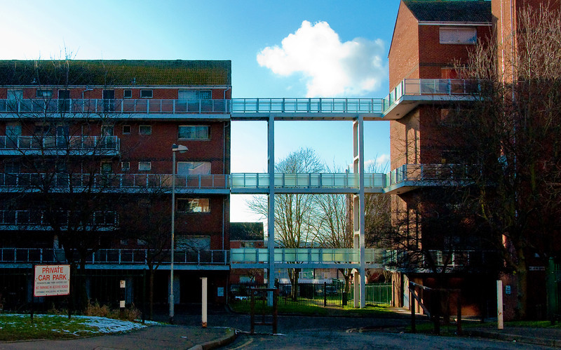 Flats, The Boroughs, Northampton