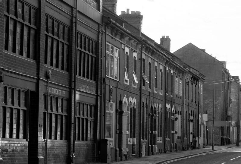 Shoe Factories, St Michael's Road, Northampton