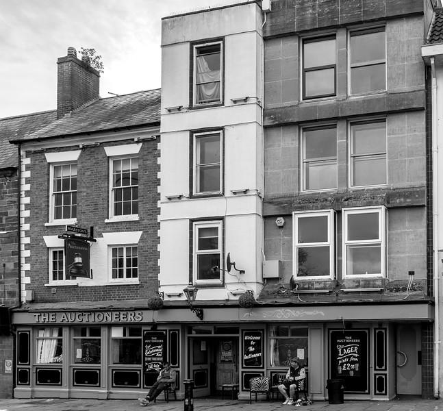 The Auctioneers, Market Square, Northampton_