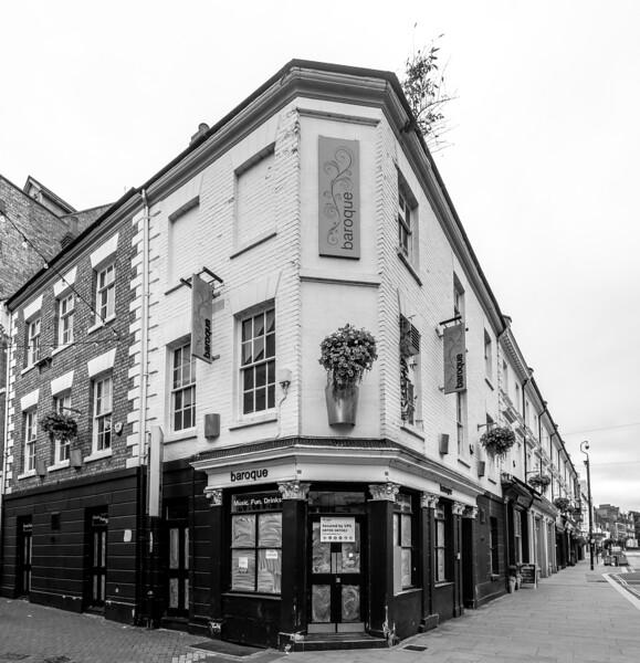 The Boot and Shoe, Fish Street, Northampton