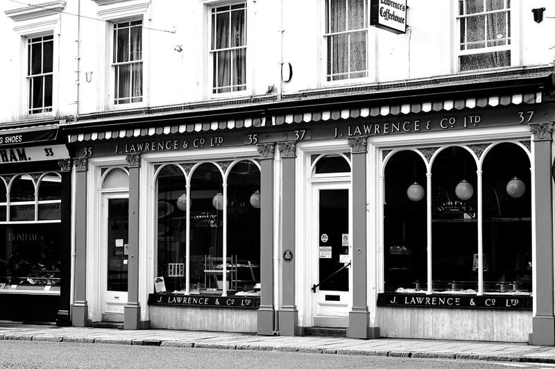 Lawrence and Co, St Giles St, Northampton