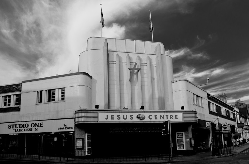 Savoy Cinema, Northampton<br /> Was later the ABC, Cannon, MGM before becoming the Jesus Centre
