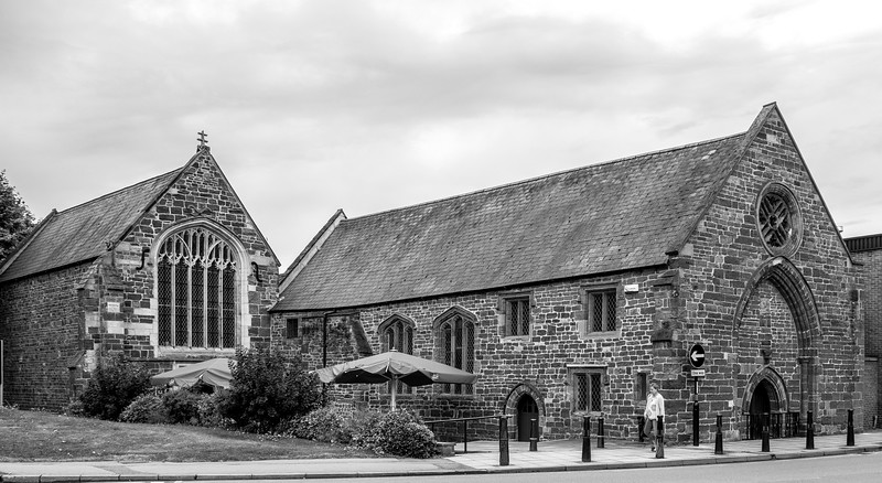 Saint John's Church, Bridge Street,  Northampton