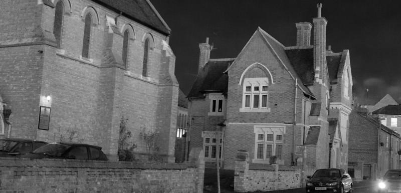 Preist's House, Polish RC Church, Northampton.