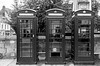 K6 Telephone Box, Wood Hill, Northampton_