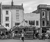Merry go Round, Market Square, Northampton_