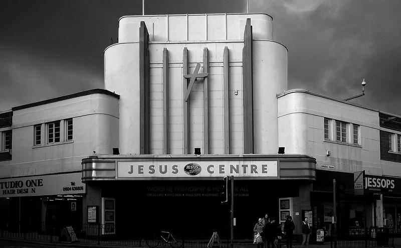 Savoy / ABC Cinema, Abington Square, Northampton,