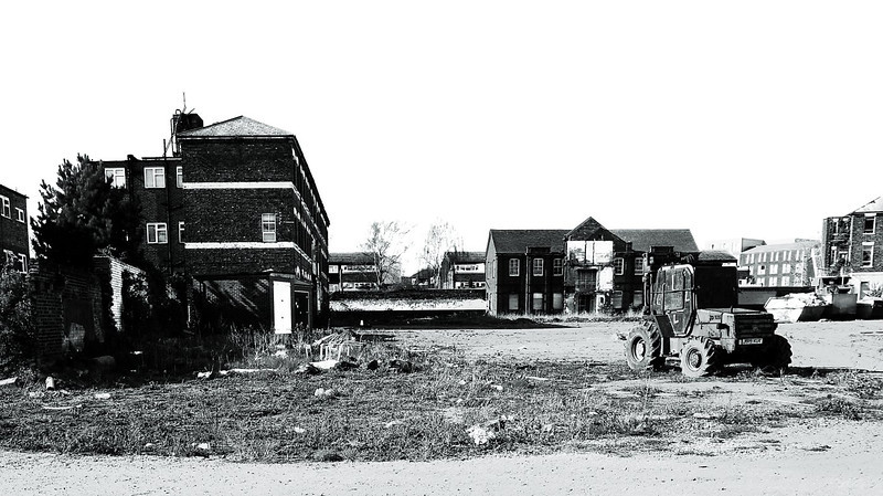 St Edmund's Workhouse (later Hospital), Northampton