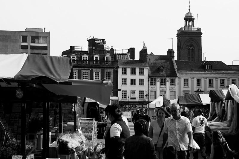 Market view, Northampton