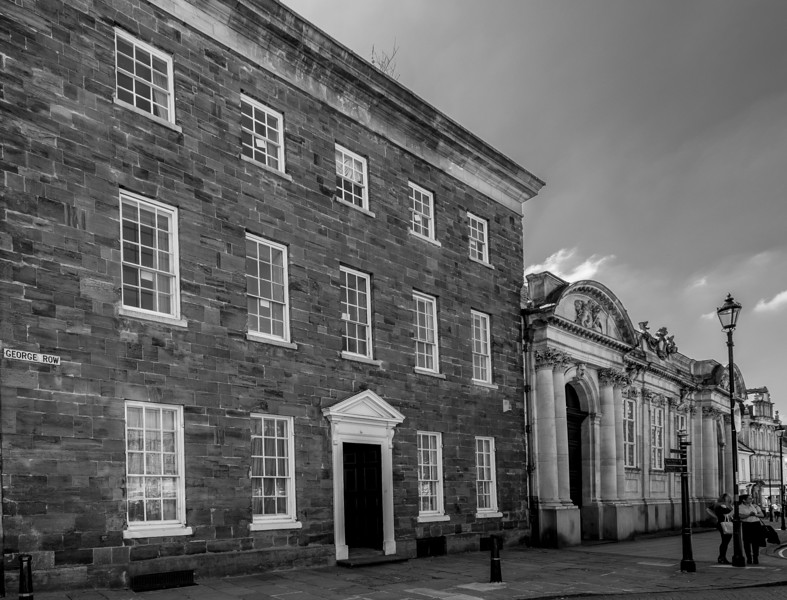 Sessions House, George Row, Northampton