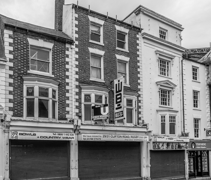 Whyte and Bishop, Bridge Street,  Northampton