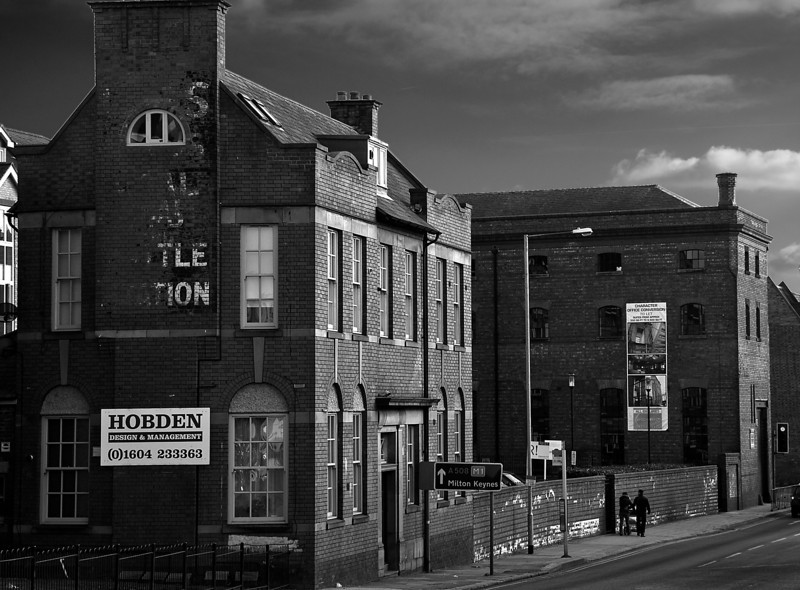 LNWR / LMS Railway Buildings, London Road, Northampton