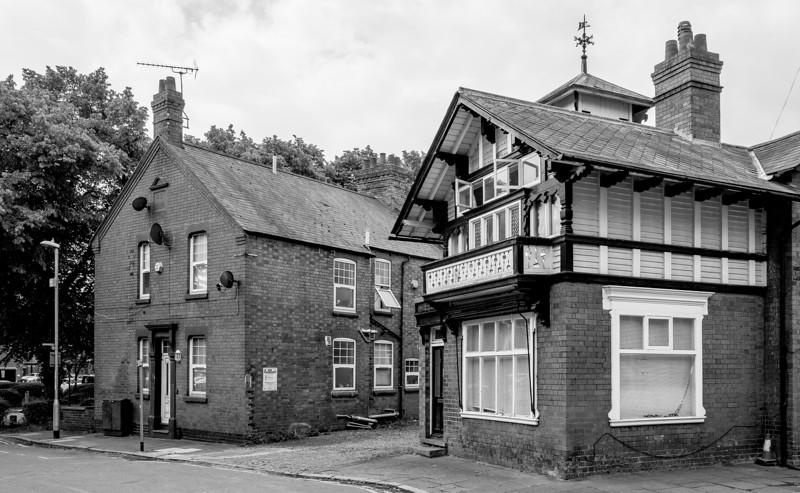 Swiss Cottage, Victoria Gardens,Northampton