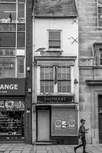 Shipmans, Market Square, Northampton_