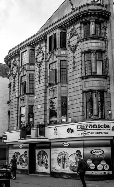 Newsagent, Mercers Row, Northampton_