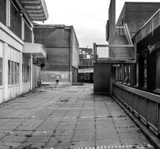 Entrance to the Grosvenor Centre