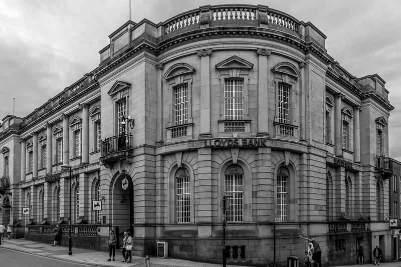 Lloyds Bank, George Row,  Northampton