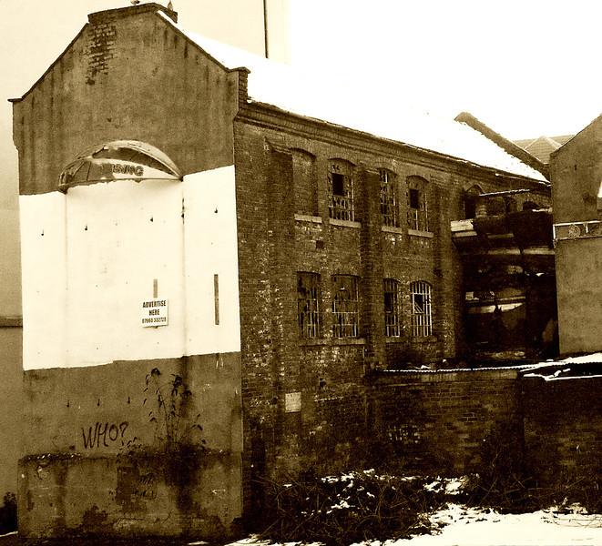 Factory, The Boroughs, Northampton