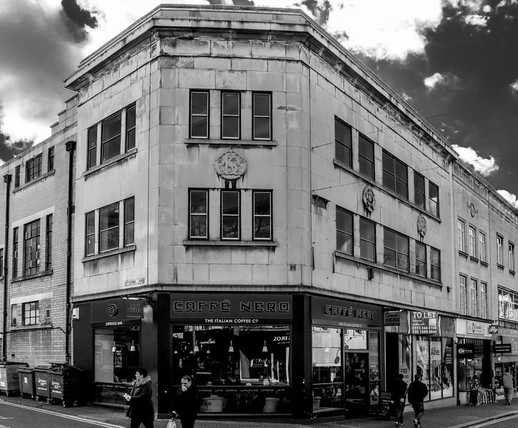Former Gas Board Showroom, Abington Street, Northampton