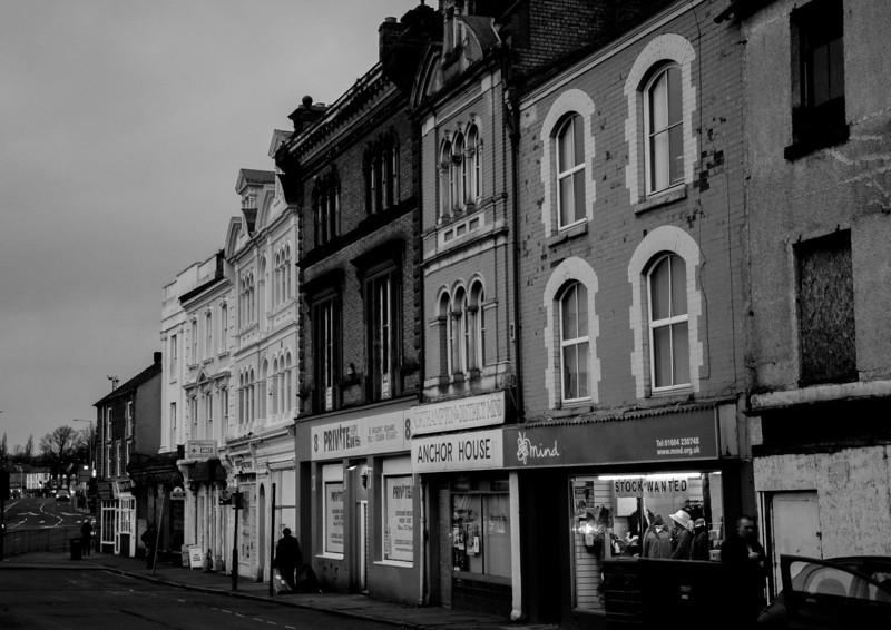 Regent Square, Northampton