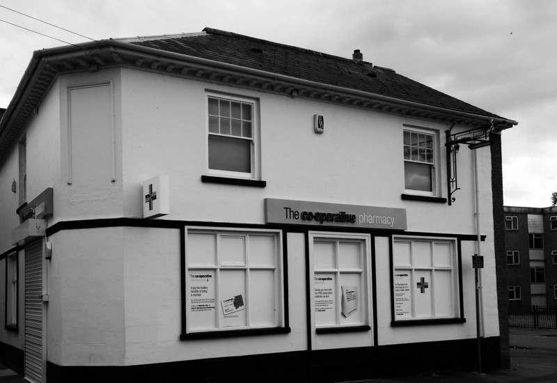 The Duke of Edinburgh, Northampton<br /> The postman's pub - closed after the sorting office closed down.