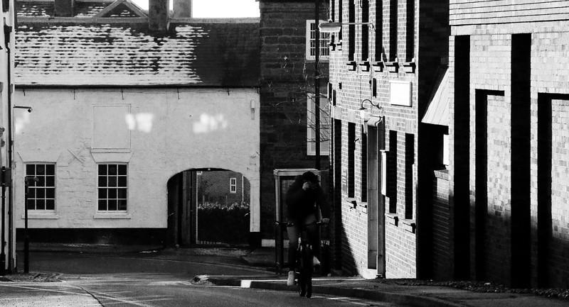 Sheep Street Glimpse, Northampton
