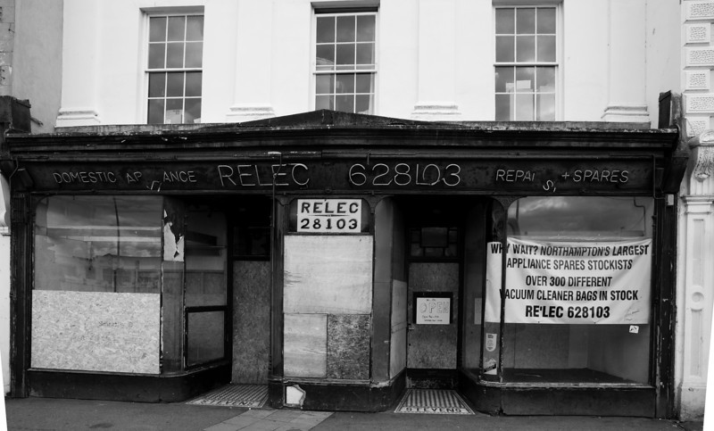 Relec, Sheep Street, Northampton