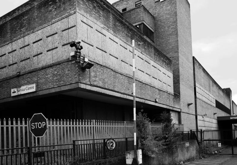 Royal Mail Sorting Office, Barrack Road, Northampton