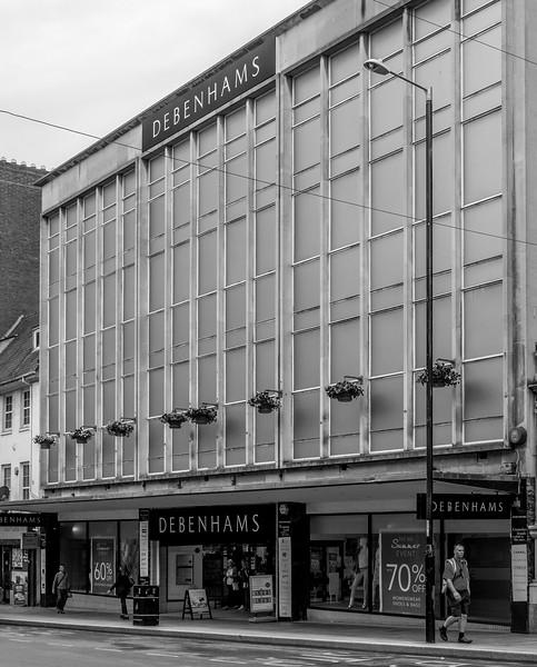 Debenhams, Market Square, Northampton_