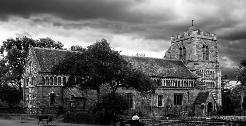 St Peter's Church, Black Lion Hill, Northampton