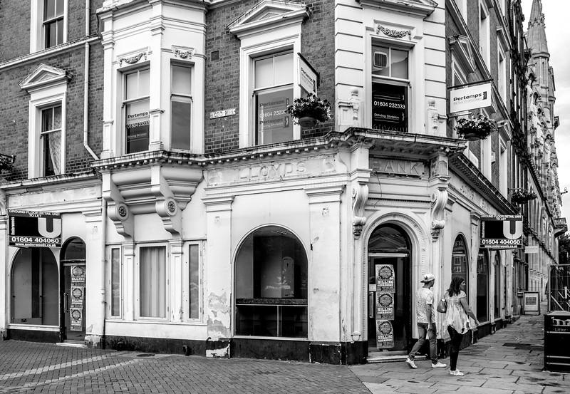 Lloyds Bank, Wood Hill (was Oliver Adams), Northampton_