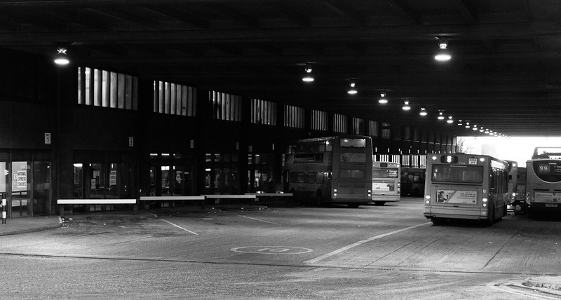 Greyfriars bus station 1