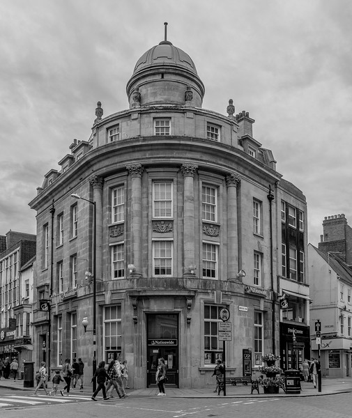 Nationwide Building Society, The Drapery, Northampton_