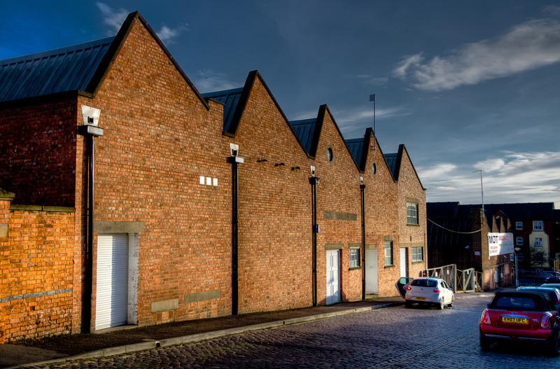 Former factory, Fetter Street, Northampton