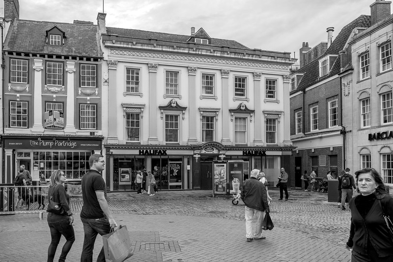South Side, Market square, Northampton_