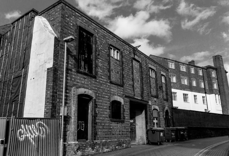 Workshop, Woolmonger Street,  Northampton